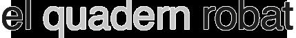 Logo el quadern robat